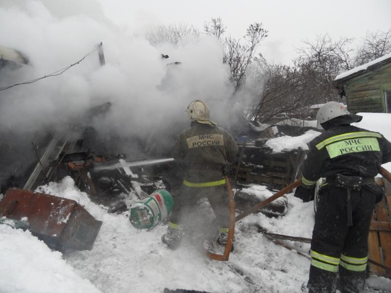 Пожарно-спасательные подразделения привлекались для ликвидации пожара в Кондопожском районе.
