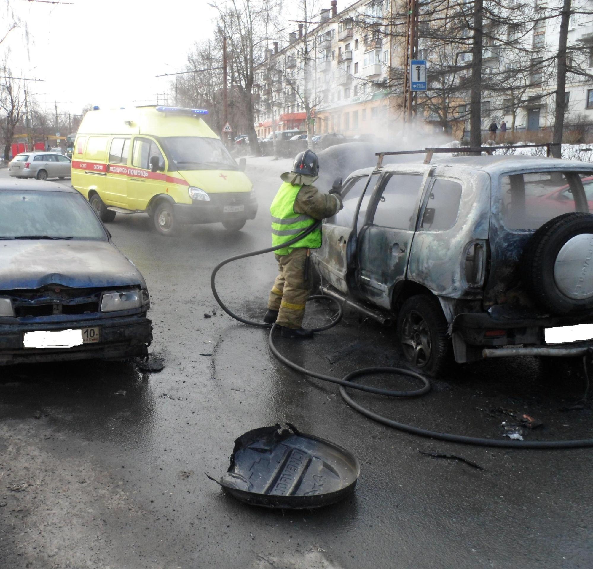 Пожарно-спасательные подразделения привлекались для ликвидации пожара в Сортавальском районе.