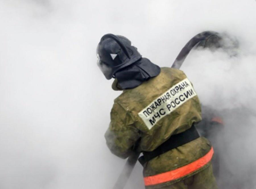 Пожарно-спасательные подразделения привлекались для ликвидации пожара в Прионежском районе.