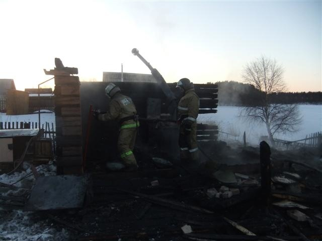 Пожарно-спасательные подразделения привлекались для ликвидации пожара в Суоярвском районе.