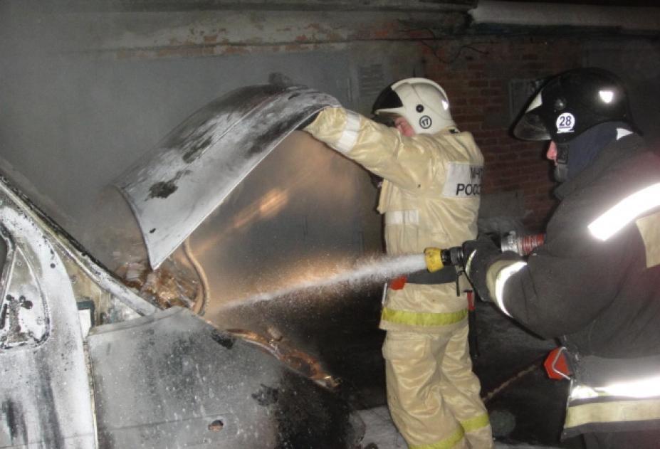Пожарно-спасательные подразделения привлекались для ликвидации пожара в Костомукшском районе.