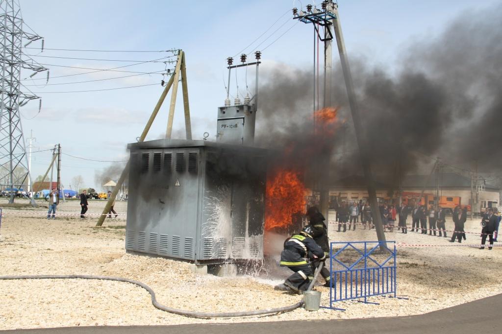 Пожарно-спасательное подразделение привлекалось для ликвидации пожара в Муезерском районе.
