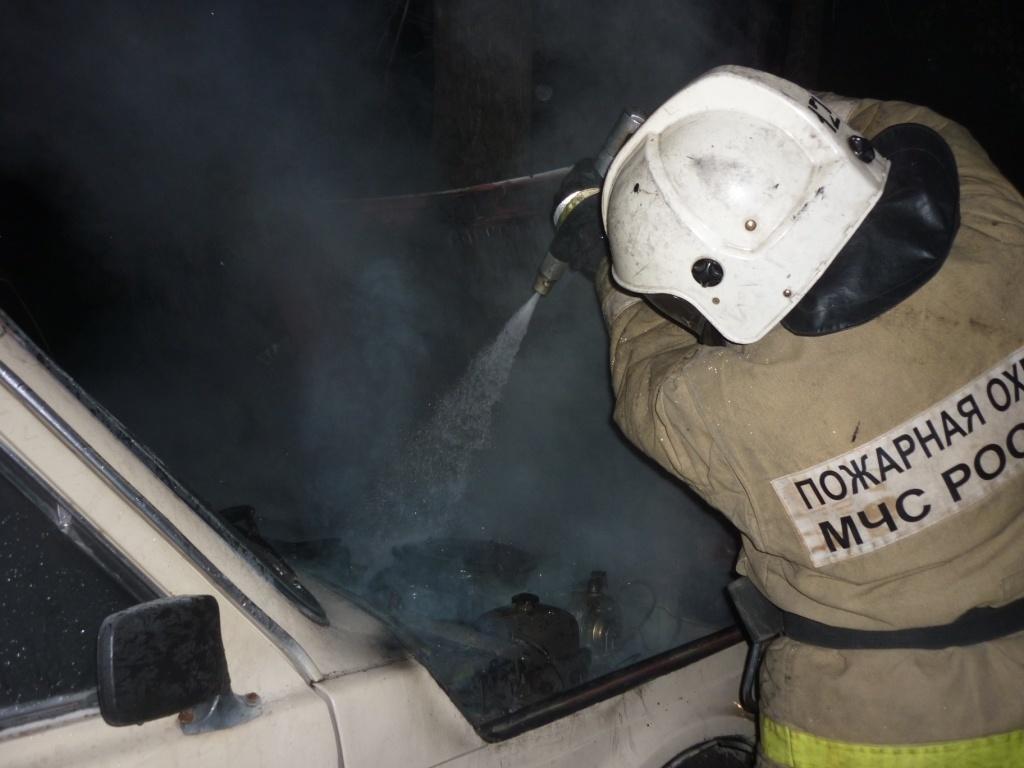 Пожарно-спасательные подразделения ликвидировали пожар в Суоярвском районе.